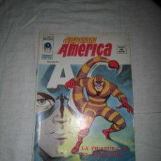 Cómics: CAPITAN AMERICA V.3 Nº 12.-LA PICADURA DEL ESCORPION. Lote 41648367