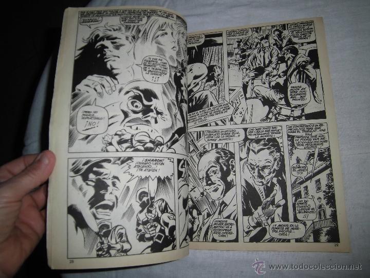 Cómics: CAPITAN AMERICA V.3 Nº 12.-LA PICADURA DEL ESCORPION - Foto 2 - 41648367