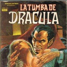 Cómics: TEBEOS-COMICS CANDY - TUMBA DE DRACULA - Nº 4 - VERTICE - 1980 - ANGELICA - 1ª EDICION *BB99. Lote 41662466