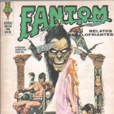 Cómics: FANTOM Nº 8 EDI. VERTICE 1972 MUY BUEN ESTADO. Lote 41751102