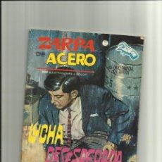 Cómics: ZARPA DE ACERO Nº 10. Lote 41752900