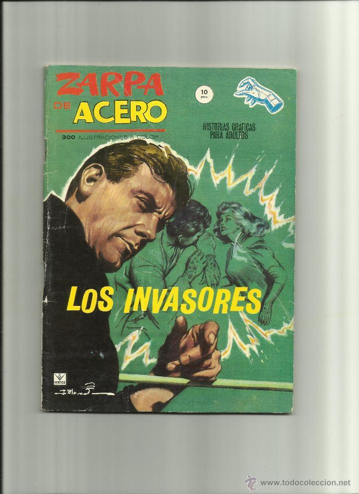 ZARPA DE ACERO Nº 6 (Tebeos y Comics - Vértice - Otros)