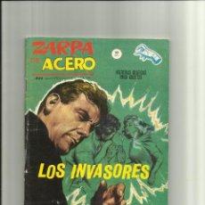 Cómics: ZARPA DE ACERO Nº 6. Lote 41752909