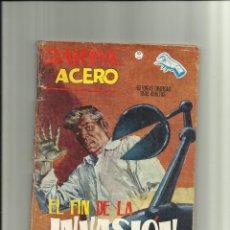 Cómics: ZARPA DE ACERO Nº 17. Lote 41752920