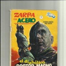 Cómics: ZARPA DE ACERO Nº 7. Lote 41752929
