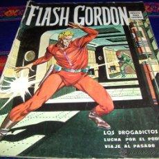 Cómics: VÉRTICE VOL. 1 FLASH GORDON Nº 2. 1974. 30 PTS. LOS DROGADICTOS. REGALO Nº 5 PRISIONEROS DE URM.. Lote 41801329