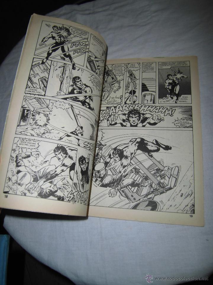Cómics: WOODGOD NACIMIENTO VOL.I.-Nº 35 EDICIONES VERTICE 1980 - Foto 2 - 41850925