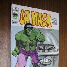 Cómics: LA MASA VOL 2 Nº 2 / VERTICE. Lote 42227120