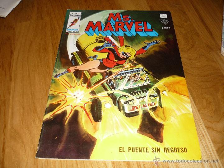 MS. MARVEL V 1 Nº 3 EL PUENTE SIN REGRESO PERFECTO (Tebeos y Comics - Vértice - Super Héroes)