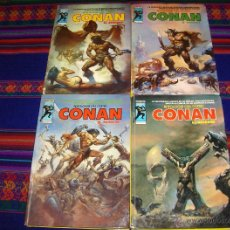 Cómics: VÉRTICE ANTOLOGÍA DEL COMIC CONAN TAPA DURA NºS 3, 5 Y 8. 300 PTS. 1977. DIFÍCILES!!!!. Lote 42277157