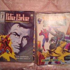 Cómics: PETER PARKER - SPIDERMAN - VERTICE - COMPLETA - BUEN ESTADO CJ 18. Lote 42329858