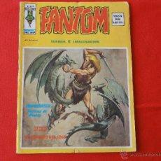 Comics - FANTOM VOL.2 Nº 8. CON FRANKENSTEIN Y SATAN - 42345142