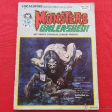 Cómics: ESCALOFRIO Nº 9. MONSTERS UNLEASHED!. Lote 42346020