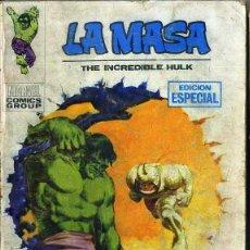 Cómics: LA MASA Nº 2 - UN MONSTRUO ANDA SUELTO - TACO. Lote 42348460