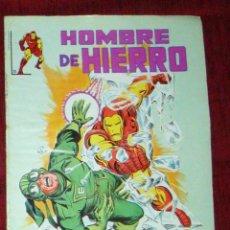 Cómics: COMIC EL HOMBRE DE HIERRO Nº 5 LINEA SURCO LINEA 83 VÉRTICE 1983 NUEVO. Lote 42380008