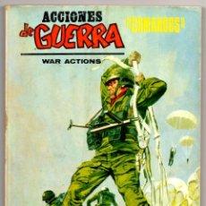 Cómics: ACCIONES DE GUERRA Nº 5 (VERTICE 1973). Lote 42418430