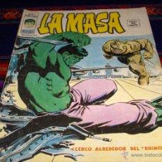 Cómics: VÉRTICE VOL. 3 LA MASA Nº 2. 1975 35 PTS. DE REGALO EL Nº 21. DIFÍCIL!!!!!!!!!!!. Lote 42479570