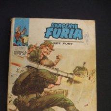 Cómics: SARGENTO FURIA - VOL. 1 - Nº 22 - EL AZOTE DEL SAHARA - EDICIONES VERTICE -. Lote 42521952