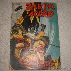 Cómics: ZARPA DE ACERO Nº 3 . Lote 42543151