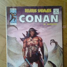 Cómics: CONAN EL BARBARO RELATOS SALVAJES MUNDI COMICS VOL. 1 NUMERO 47 NO LEIDO. Lote 42560453
