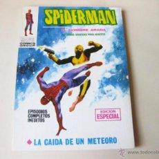 Cómics: COMIC SPIDERMAN NUMERO 14 - LA CAIDA DE UN METEORO - EPISODIOS COMPLETOS INEDITOS VERTICE V. 1. Lote 42578227