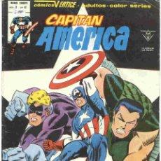 Cómics: CAPITAN AMERICA VOLUMEN 3 NÚMERO 41. Lote 42599886