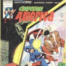 Cómics: CAPITAN AMERICA VOLUMEN 3 NÚMERO 44. Lote 42599921