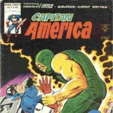 Cómics: CAPITAN AMERICA VOLUMEN 3 NÚMERO 45. Lote 42599948