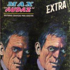 Cómics: MAX AUDAZ Nº 10 HISTORIAS GRÁFICAS PARA ADULTOS - CJ27. Lote 42609241