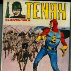 Cómics: TENAX Nº 4 TACO VÉRTICE 9 SOBRE 10, MUY BUENO. Lote 42654817