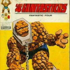 Cómics: LOS 4 FANTÁSTICOS Nº 45 TACO VERTICE. Lote 42655585