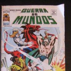 Cómics: HEROES MARVEL V.2 Nº 23 LA GUERRA DE LOS MUNDOS. Lote 42695050