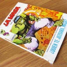 Cómics: COMIC DE LA MASA NUMERO 25 - ¿ QUIEN TE JUZGARA MASA ? - EPISODIOS COMPLETOS INEDITOS - VERTICE V. 1. Lote 42703718
