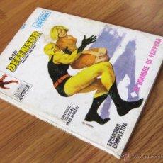Cómics: COMIC DE DAN DEFENSOR NUMERO 2 - EL HOMBRE DE PURPURA - EPISODIOS COMPLETOS - VERTICE V.1. Lote 42703864