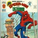 Cómics: SUPER HÉROES Nº 37 (MUY BUEN ESTADO - 9 SOBRE 10) SPIDERMAN EL CASTIGADOR (PUNISHER). Lote 42716116
