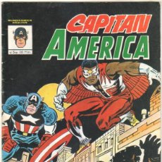 Comics: CAPITAN AMERICA Nº 5 MUNDICOMICS - VERTICE. Lote 42754267