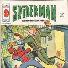 Cómics: SPIDERMAN V-3 Nº 21 VÉRTICE 1974 MUY BUEN ESTADO, EL DE LAS IMAGENES. Lote 42790705