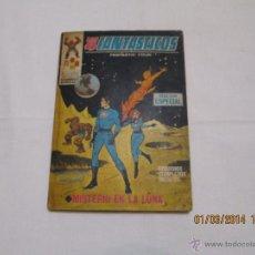 Cómics: LOS 4 FANTASTICOS Nº 7 - VERTICE TACO - 1970. Lote 42800634