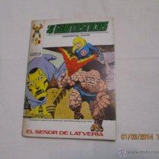 Cómics: LOS 4 FANTASTICOS Nº 42 - VERTICE TACO - 1973. Lote 42800761