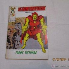 Cómics: LOS 4 FANTASTICOS Nº 43 - VERTICE TACO - 1973. Lote 42800781