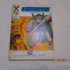 Cómics: LOS 4 FANTASTICOS Nº 44 - VERTICE TACO - 1973. Lote 42800802