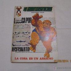 Cómics: LOS 4 FANTASTICOS Nº 46 - VERTICE TACO - 1973. Lote 42800836