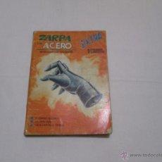 Cómics: ZARPA DE ACERO Nº 1 - VERTICE TACO - 1966. Lote 42801726