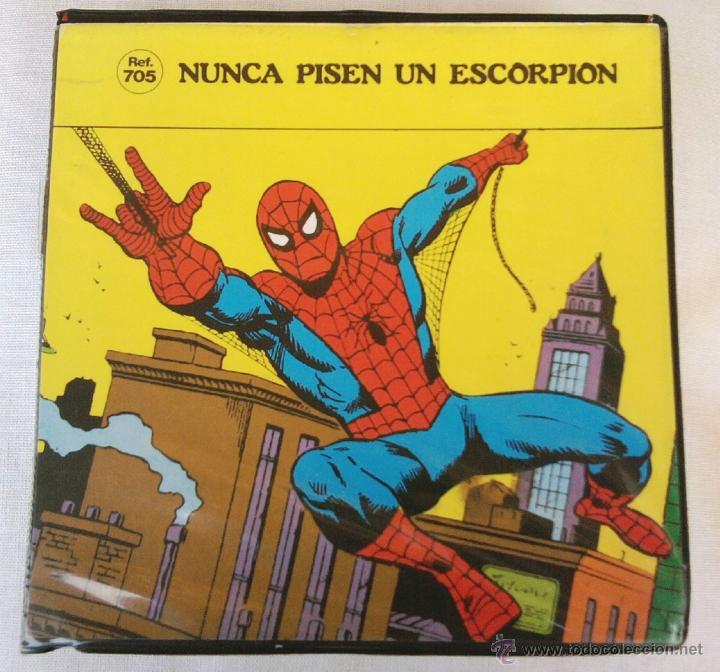 Cómics: SPIDERMAN,PELICULA EN SUPER 8, AÑO 1967 UNICA¡¡,HEROE COMO CAPITAN AMERICA,THOR,PATRULLA X, VERTICE - Foto 6 - 42805804