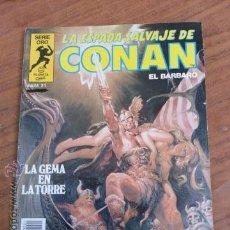 Cómics: LA ESPADA SALVAJE DE CONAN Nº 21 - 1 EDICION PLANETA. Lote 42908526