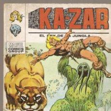 Cómics: KAZAR VOLUMEN 1 NUMERO 4 VERTICE. Lote 42960592