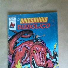 Cómics: DINISAURIO DIABOLICO Nº 1 - VERTICE - BIEN. Lote 42961984