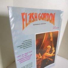 Cómics: FLASH GORDON, EDICIÓN GRÁFICA DE LA PELÍCULA DE DINO DE LAURENTIIS, EDICIONES VÉRTICE 1980. Lote 139251312