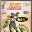 Cómics: CAPITAN AMERICA VOL.1 # 10 (VERTICE,1969) - GENE COLAN. Lote 43018772