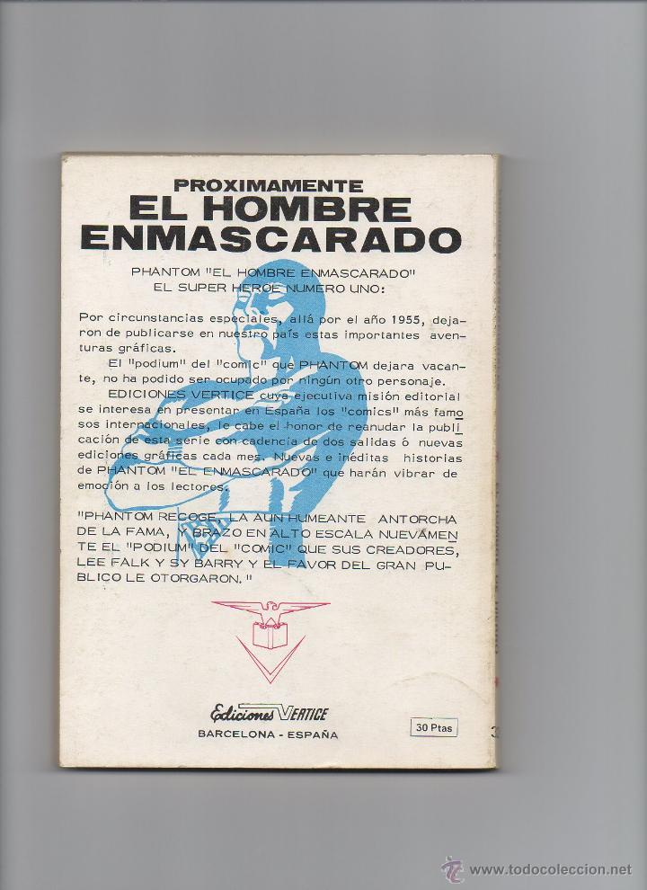 Cómics: HOMBRE DE HIERRO V1 Nº32 VÉRTICE - Foto 2 - 43063047